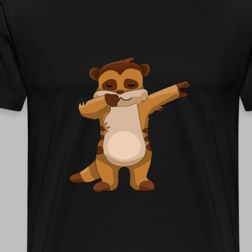 dubbing Erdmännchen meerkat Geschenkidee - Männer Premium T-Shirt