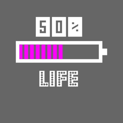 50 Leben geburtstag Geschenk lustig - Männer Premium T-Shirt
