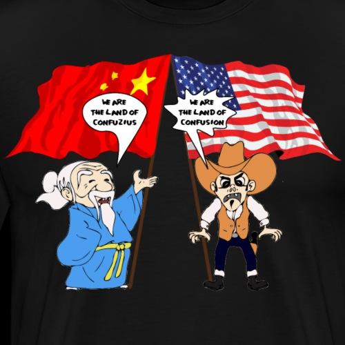 konfuzz - Männer Premium T-Shirt