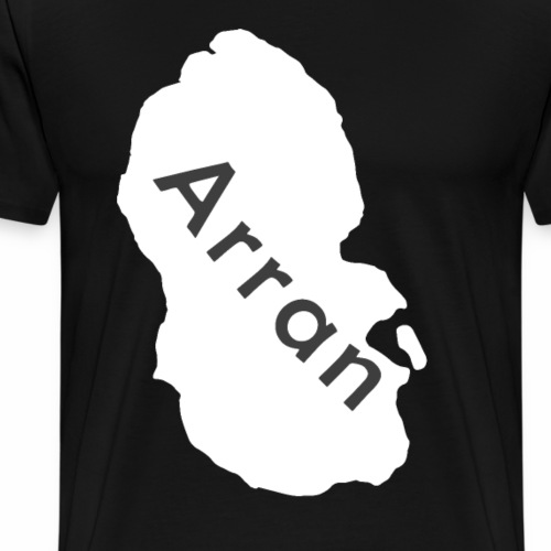 Isle of Arran schottische Insel - Männer Premium T-Shirt
