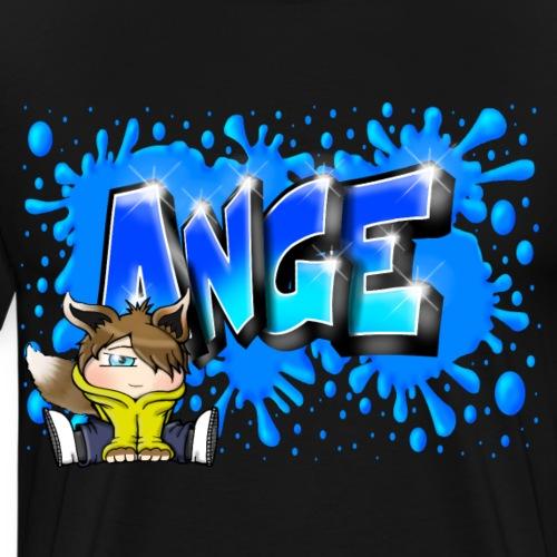 Graffiti Ange by Max le Tagueur - T-shirt Premium Homme