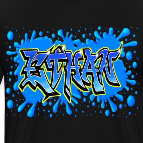 Graffiti ETHAN - T-shirt Premium Homme