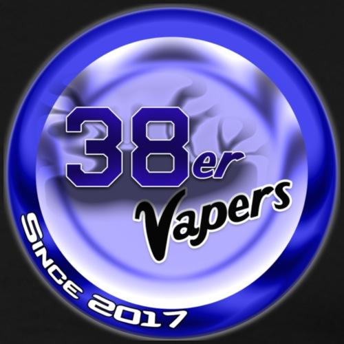 38er Vapers Blau - Männer Premium T-Shirt