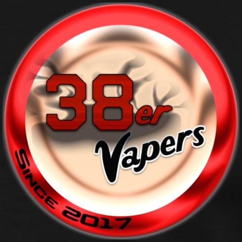 38er Vapers Rot - Männer Premium T-Shirt
