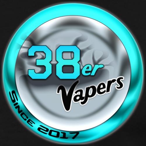 38er Vapers Türkis - Männer Premium T-Shirt