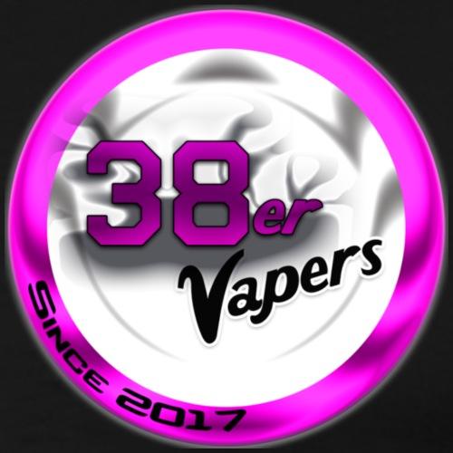 38er Vapers Pink - Männer Premium T-Shirt