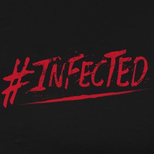DEATHWISH_infected - Männer Premium T-Shirt