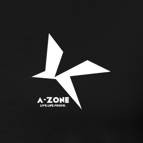 A ZONE VECTOR - Men's Premium T-Shirt