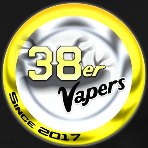 38er Vapers Gelb - Männer Premium T-Shirt