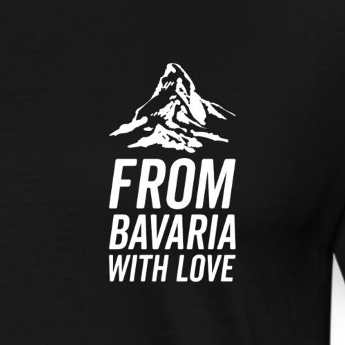 LOGO ALPINE - Männer Premium T-Shirt