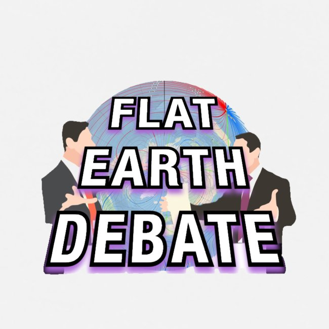 Flat Earth Debate Solid