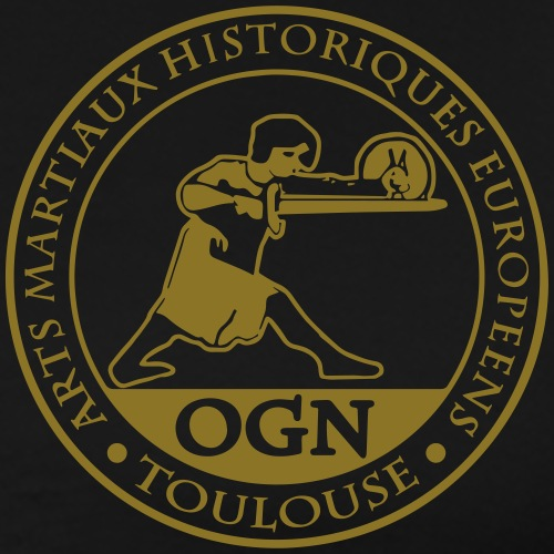 Official OGN - T-shirt Premium Homme