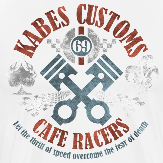 Kabes Cafe Racers T-Shirt