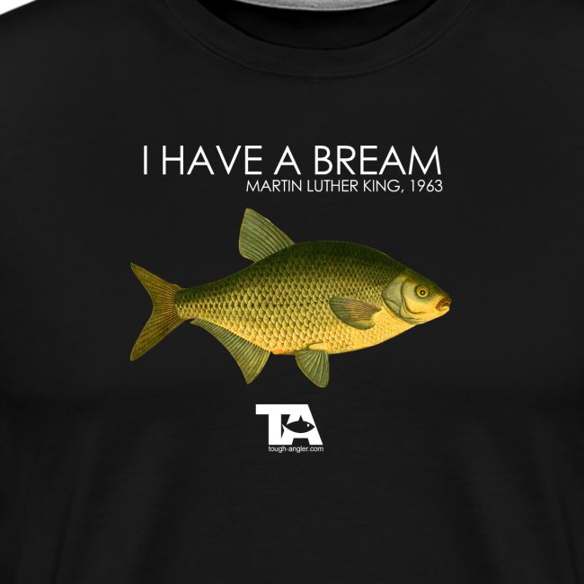 i have a bream white png