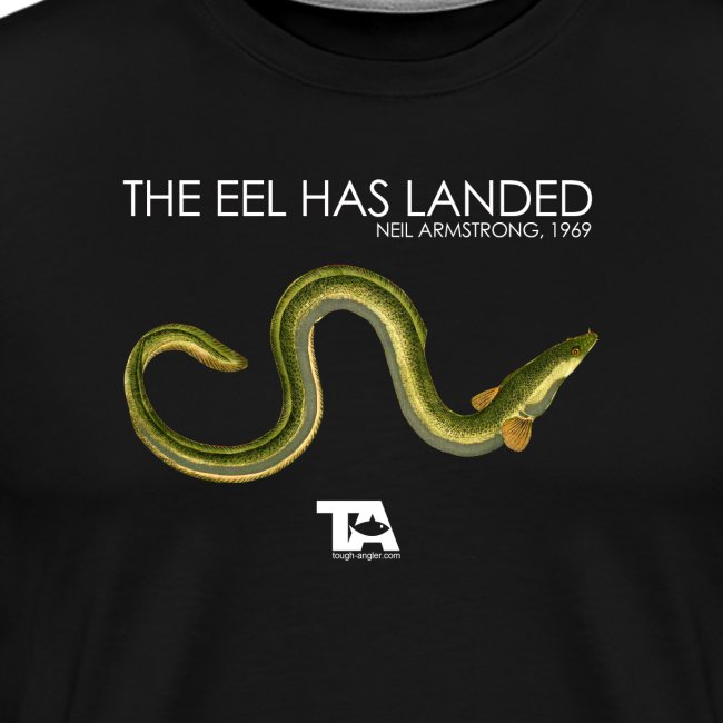 the eel has landed white png