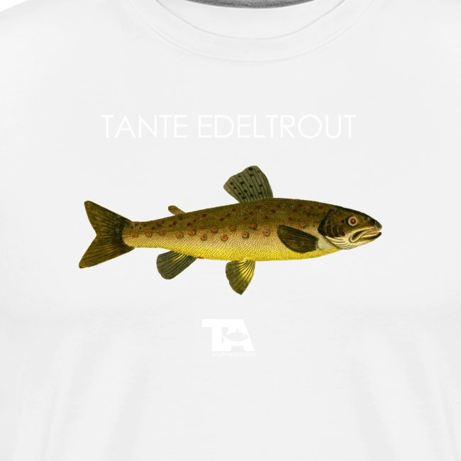 tante edeltrout white png