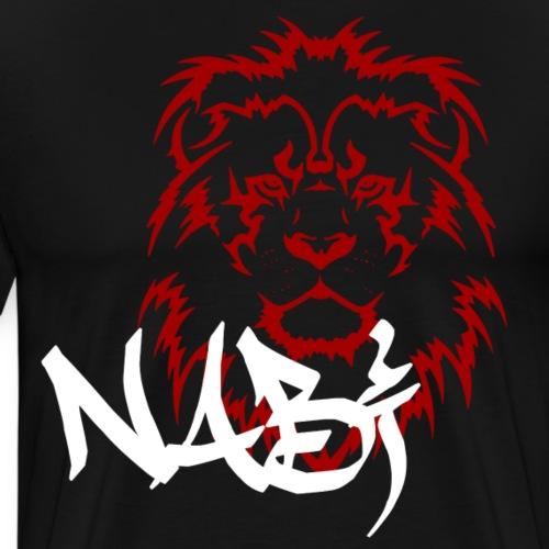 Nabi weiß - Männer Premium T-Shirt
