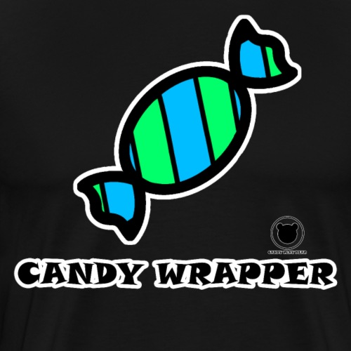 CANDY WRAPPER - Men's Premium T-Shirt