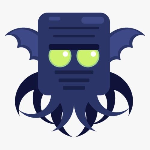 Mini Monsters - Cthulhu - Herre premium T-shirt