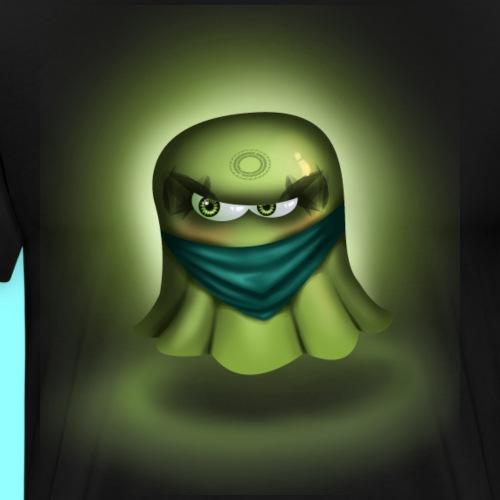 Ninja Ghost - Koszulka męska Premium