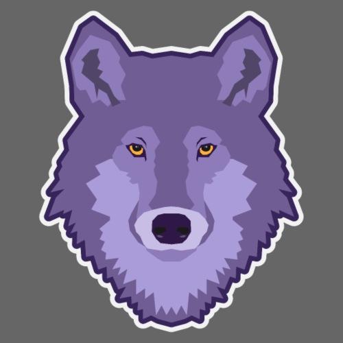 Spirit Wolf - Herre premium T-shirt