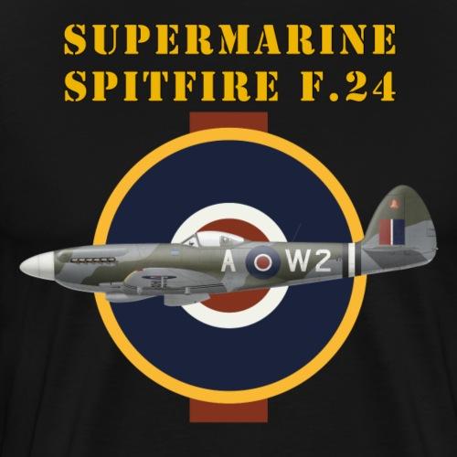 Spitfire F24 - Men's Premium T-Shirt
