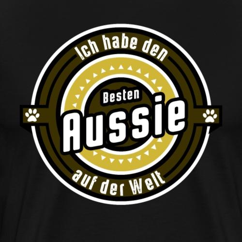 Der Beste Aussie - Männer Premium T-Shirt