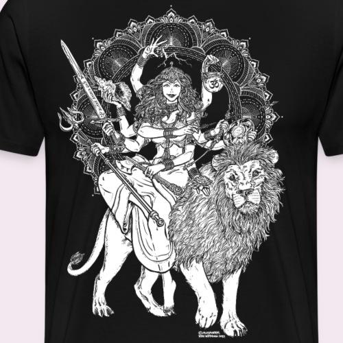 Durga - Männer Premium T-Shirt