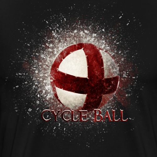 Radball | Cycle Ball - Männer Premium T-Shirt