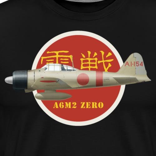 Zero shirt design - Men's Premium T-Shirt