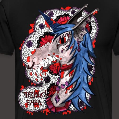 Vampiry Baty fond Noir - T-shirt Premium Homme