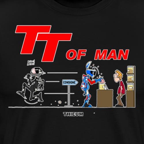 TT of Man - T-shirt Premium Homme