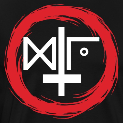 Logo Gu Croix - T-shirt Premium Homme