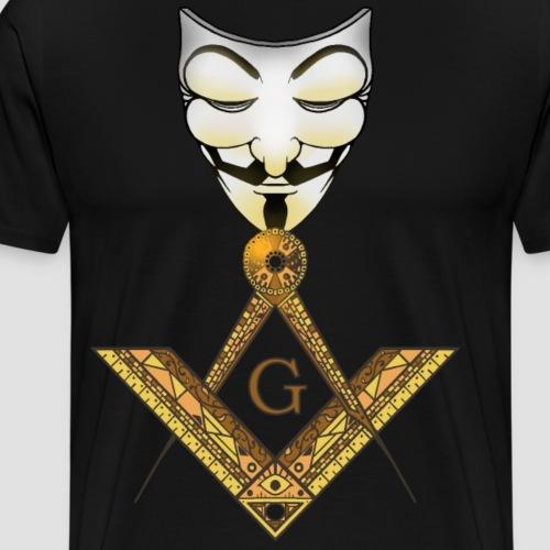 anonymous FM - T-shirt Premium Homme