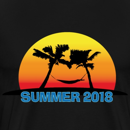 Summer Chill 2018 - Männer Premium T-Shirt