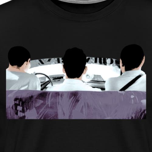 Let's go - Men's Premium T-Shirt