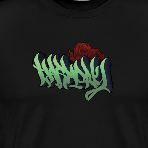 Harmony Print - Männer Premium T-Shirt
