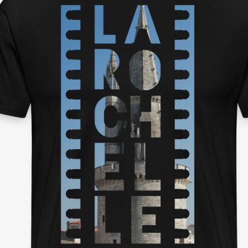 La Rochelle Photo - T-shirt Premium Homme