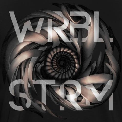 Coverartwork des feuerhaus Albums WRBLSTRM - Männer Premium T-Shirt