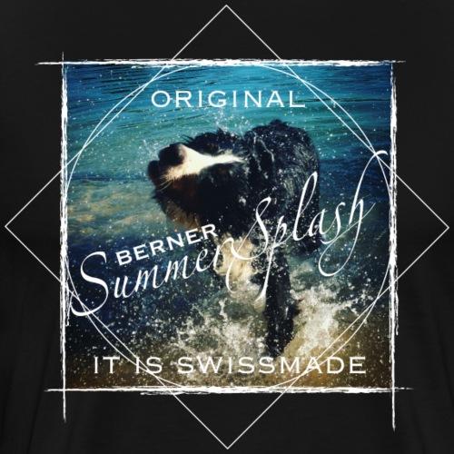 anton summersplash - Männer Premium T-Shirt