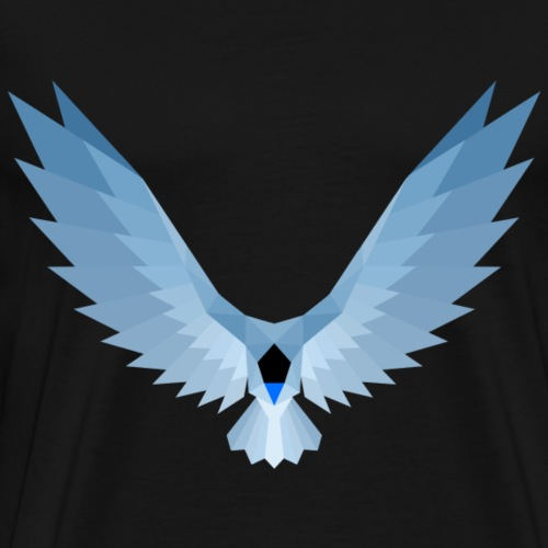 Be Free Negative Collection - Männer Premium T-Shirt