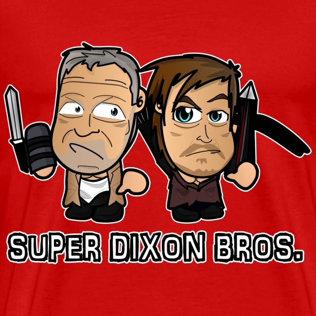 Chibi Super Dixon Bros