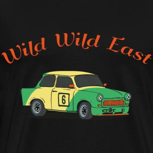 Wild Wild East - Männer Premium T-Shirt