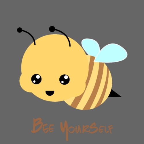 Bee Yourself - Herre premium T-shirt