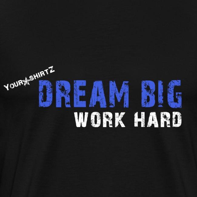 dream big blue png