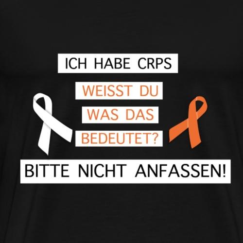 ich_habe_crps600 - Männer Premium T-Shirt
