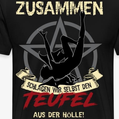 Teufel - T-Shirt - Männer Premium T-Shirt