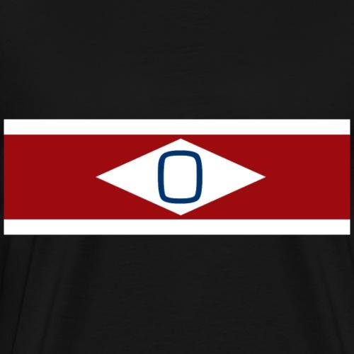 ODS Skorsteinslogo - Premium T-skjorte for menn