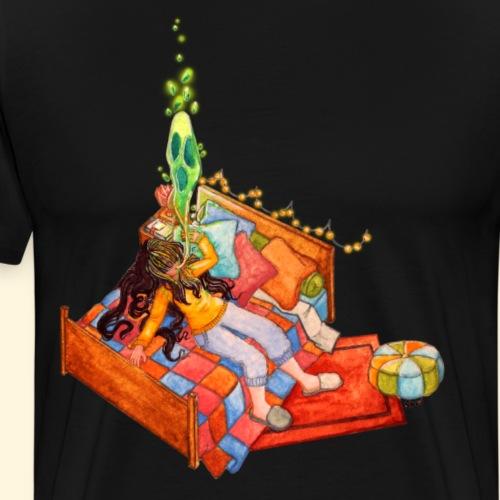 La Fatigue : Vivement les vacances ! - T-shirt Premium Homme