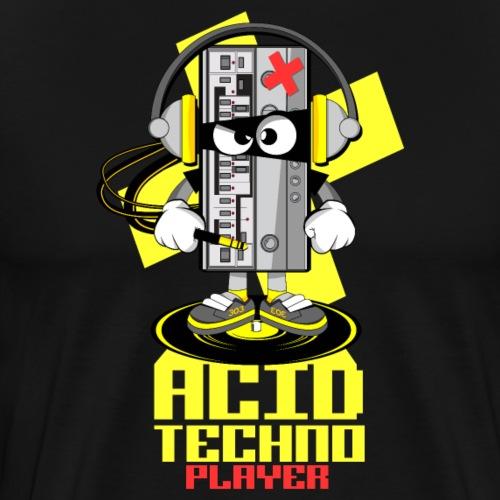 Mr AciD - Men's Premium T-Shirt